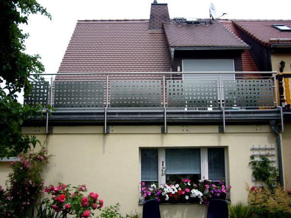 Bau Von Balkonen Aus Metall In Sachsen